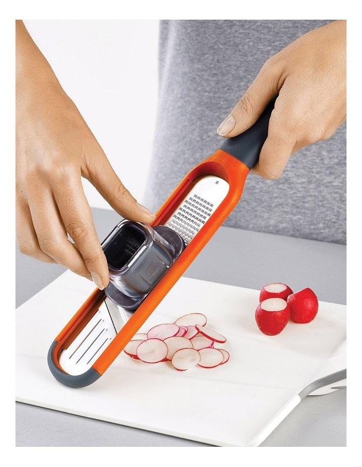 Handi-Grate 2 in 1 mini grater and slicer image 5