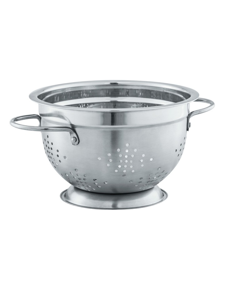 Stainless Steel Deep Colander  25cm image 1