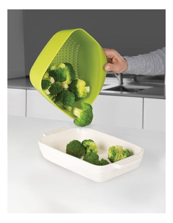 Square Colander Medium - Green image 2
