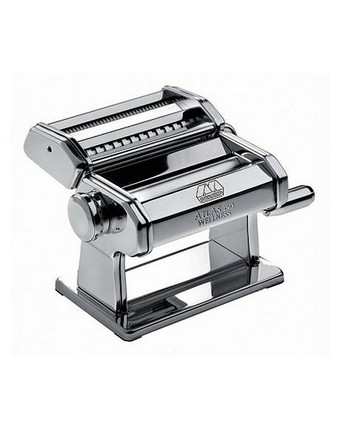 Swiss Pasta Machine Silver image 1