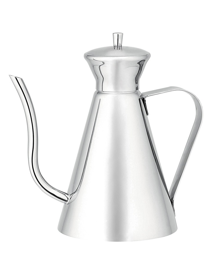 Art Deco Stainless Steel Luxury Oil Can  500ml image 1