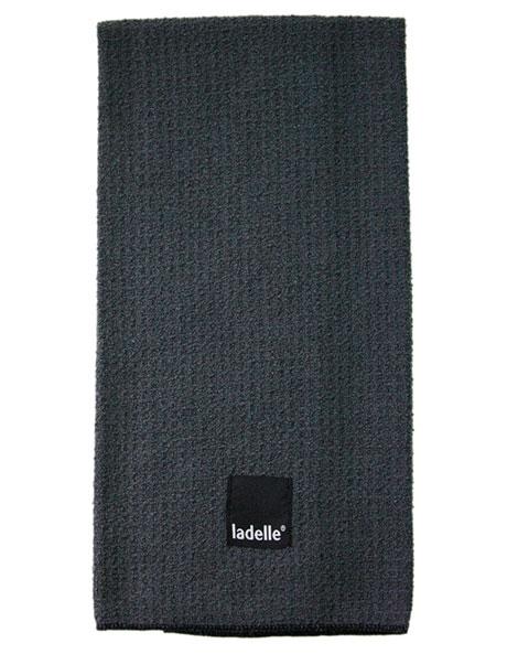 Microfibre Tea Towel - Black image 1