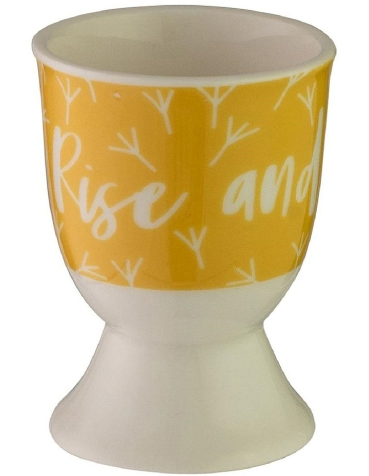 Egg Cup - Rise and Shine image 1