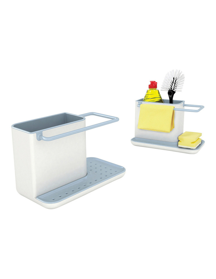 Caddy Sink Tidy - Grey/Blue image 1