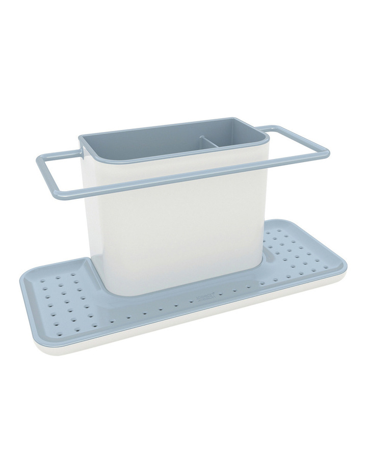 Caddy Large Sink Tidy - Grey/Blue image 1