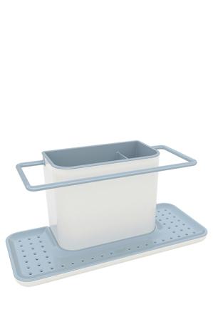 Joseph Joseph - Caddy Large Sink Tidy - Grey/Blue