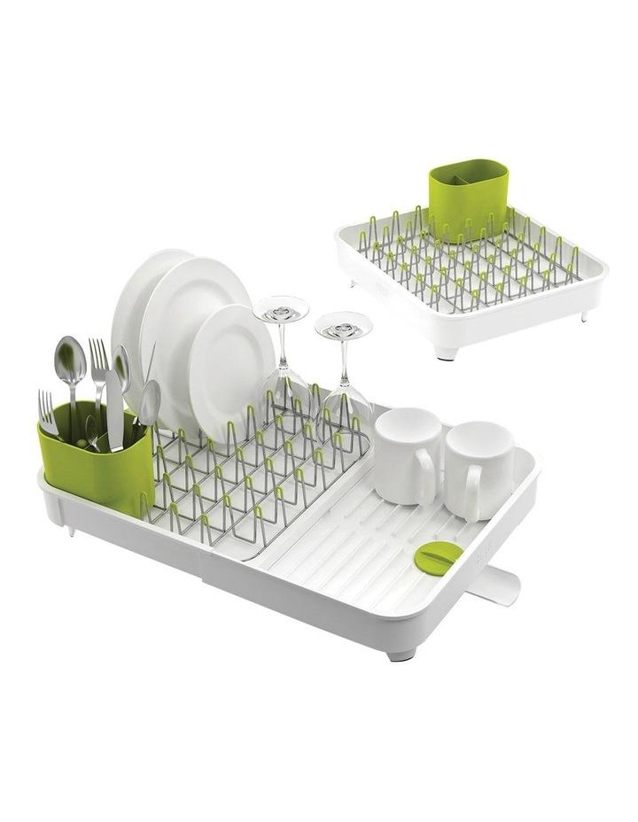 Extend Expandable Dish Rack White image 2
