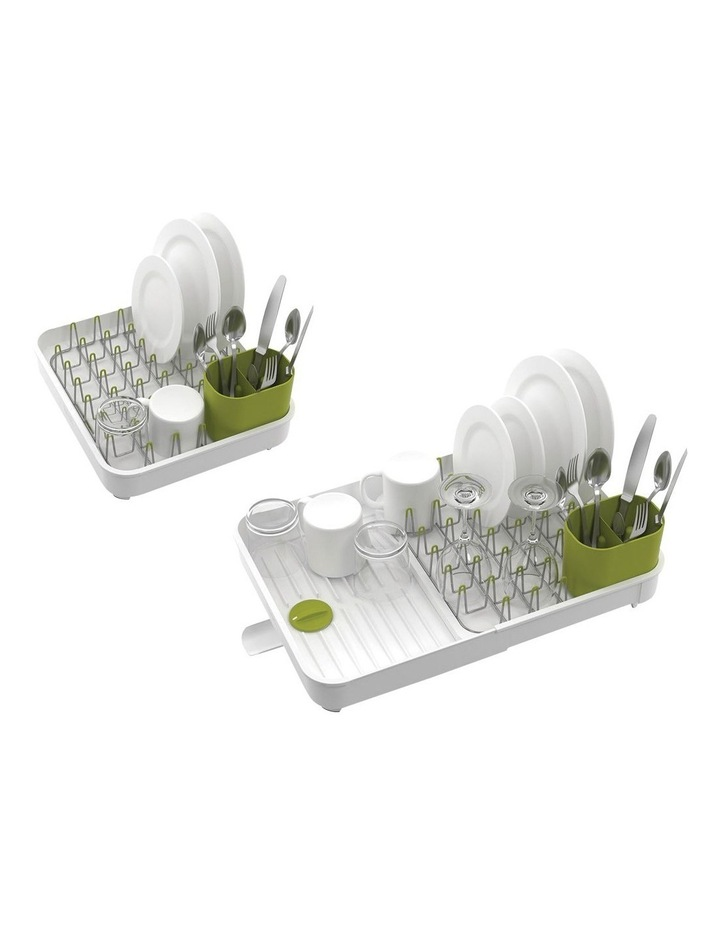 Extend Expandable Dish Rack White image 3