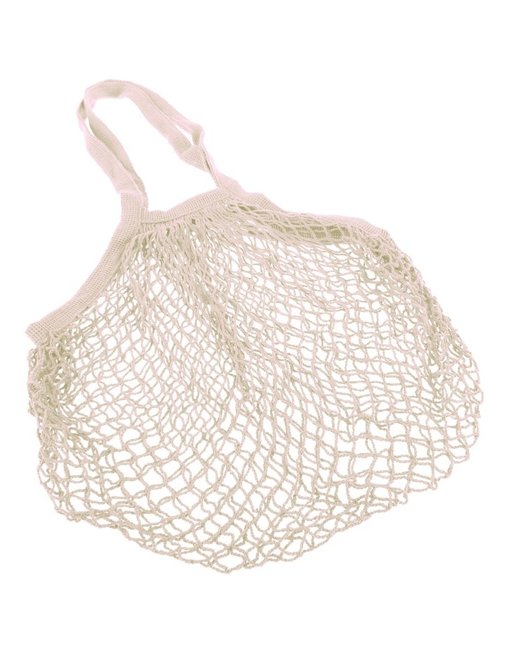 Cotton String Bag - Natural image 1