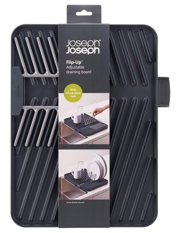 Flip-Up Draining Board- Grey image 1