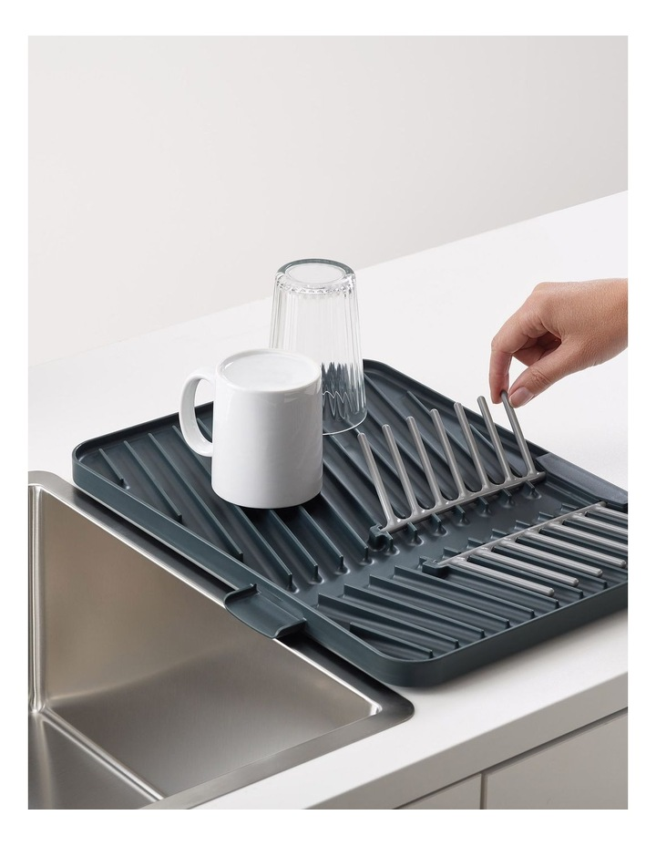 Flip-Up Draining Board- Grey image 2