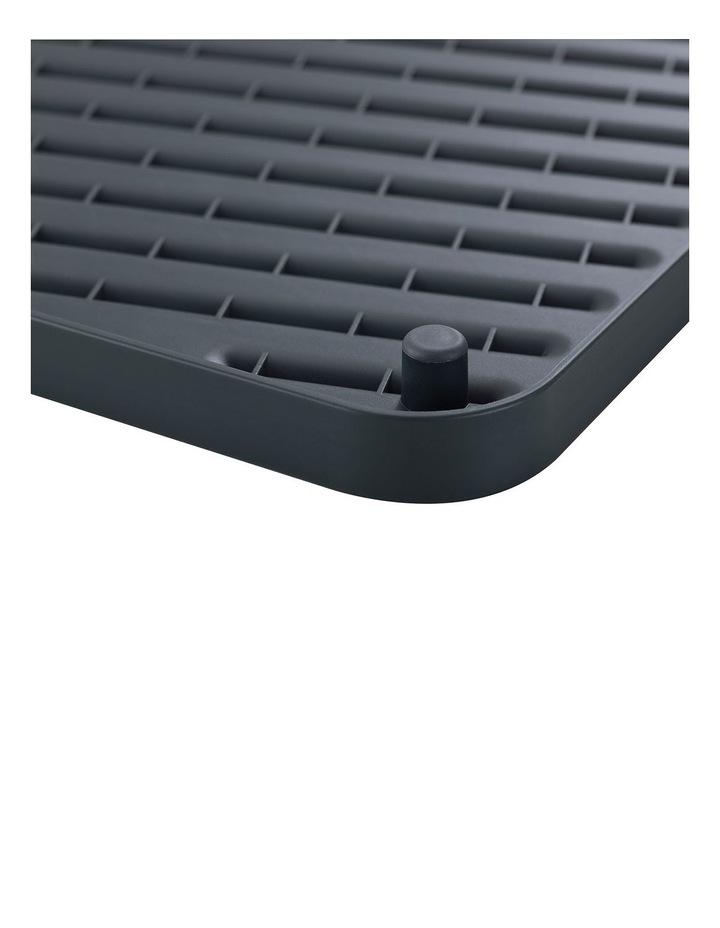 Flip-Up Draining Board- Grey image 3