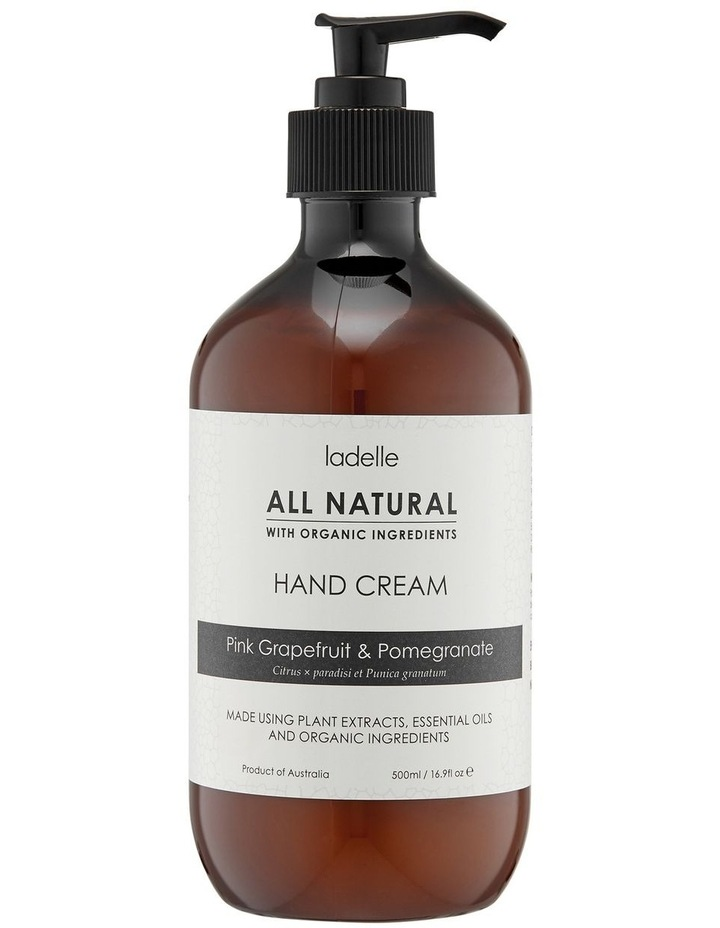 Pink Grapefruit & Pomegranate 500ml H/Cream image 1