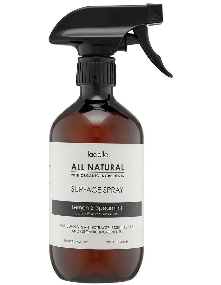Lemon & Spearmint 500ml Surface Spray image 1