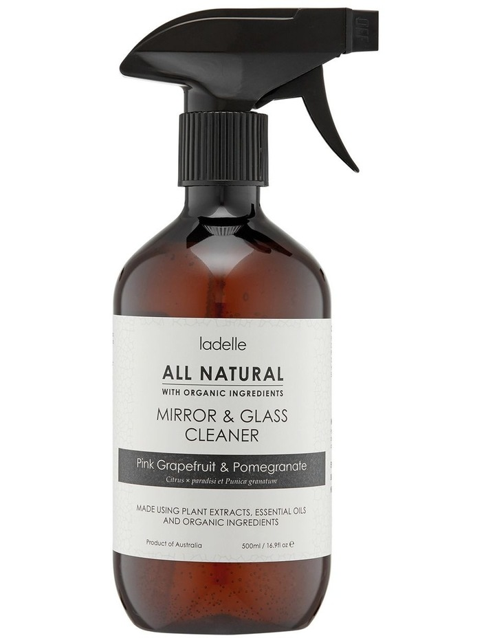 Pink Grapefruit & Pomegranate 500ml Mirror & Glass Cleaner image 1