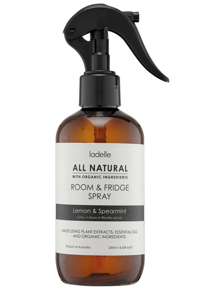 Lemon & Spearmint 250ml Room & Fridge Spray image 1