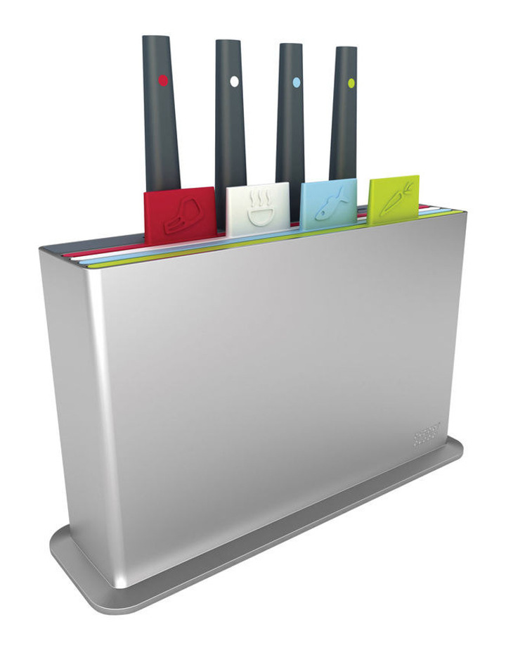 Index Advance Chopping Board Set with Knives image 1