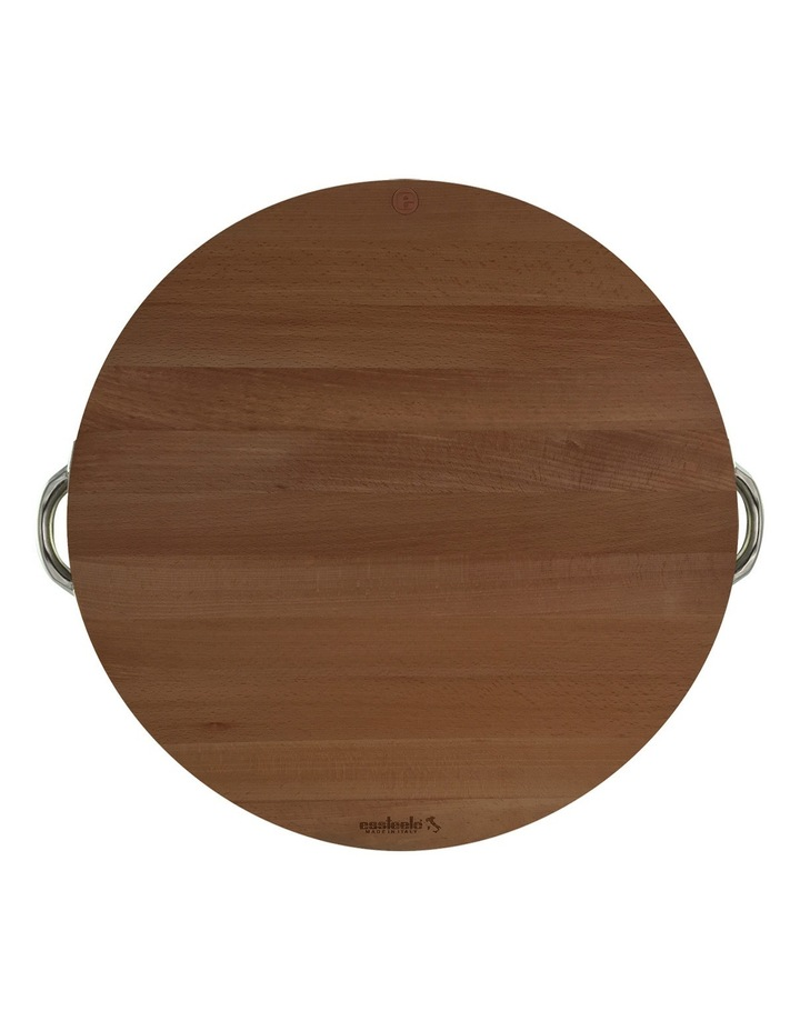 Large Round Serving Board - 50x3cm image 1