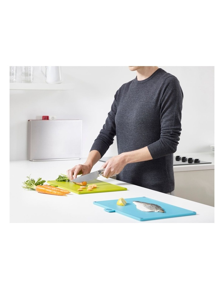 index Regular Set of Colour-Coded Chopping Boards with Storage Case image 3