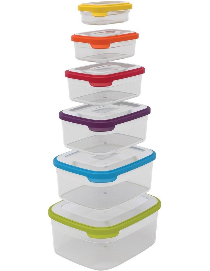 Nest Storage 6pc Food Container Set image 1