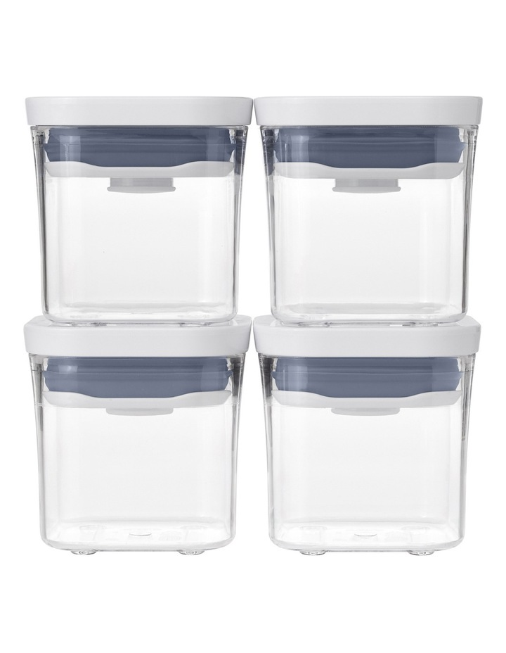 Oxo 4 Piece Mini Pop Container Set