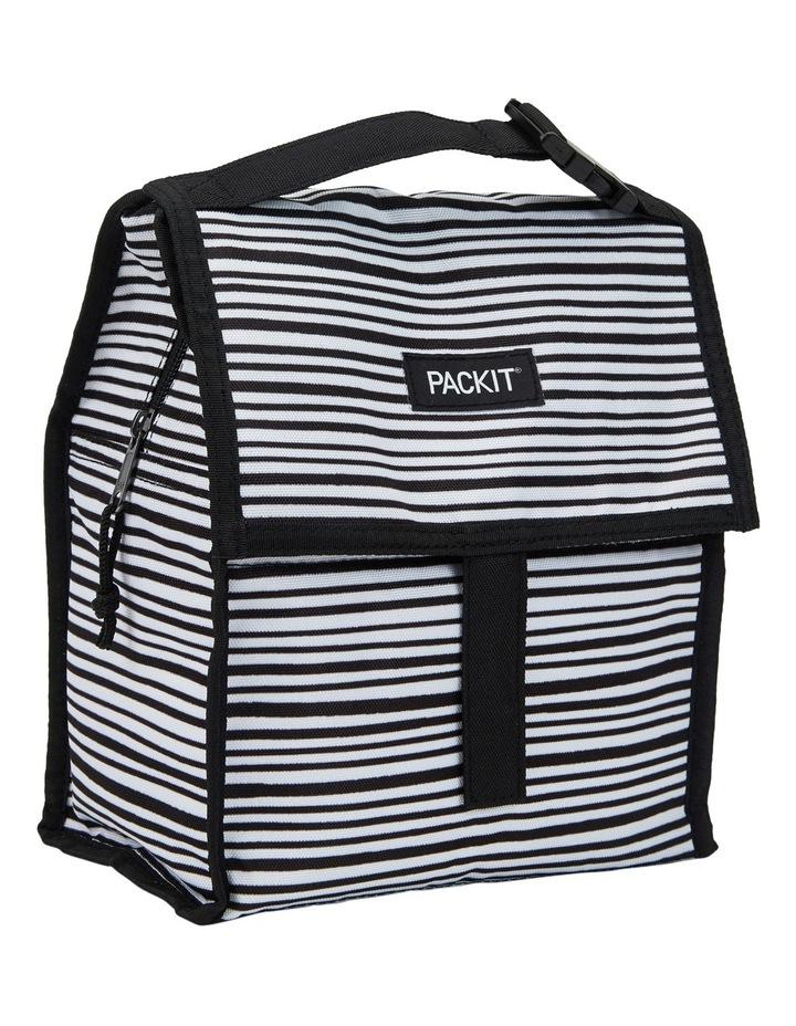 Lunchbag - Wobbly Stripes image 2