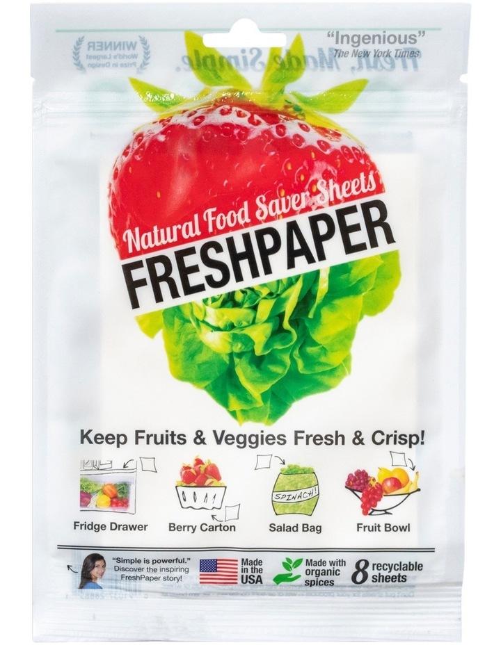 8 Sheet Pack for Fruits & Vegetables image 1