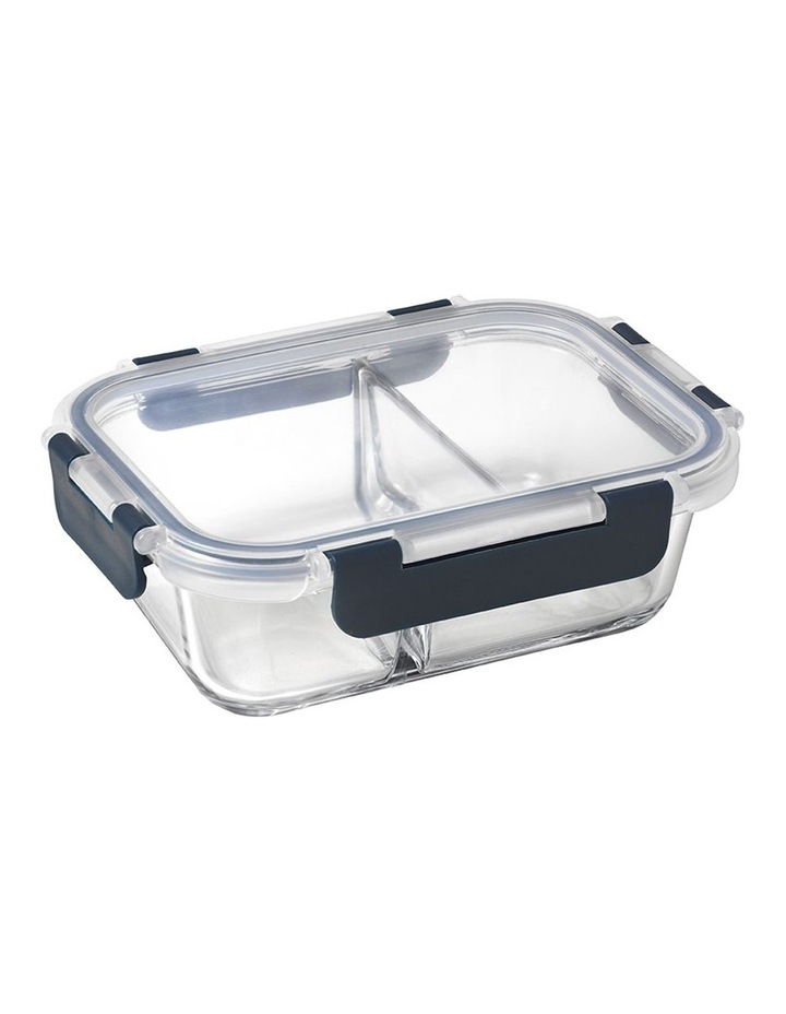 Meal Prep Duo Rectangle 600mL image 1