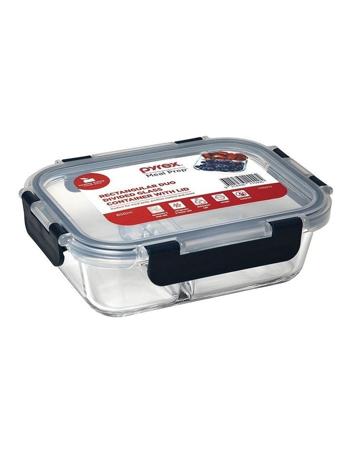 Meal Prep Duo Rectangle 600mL image 3