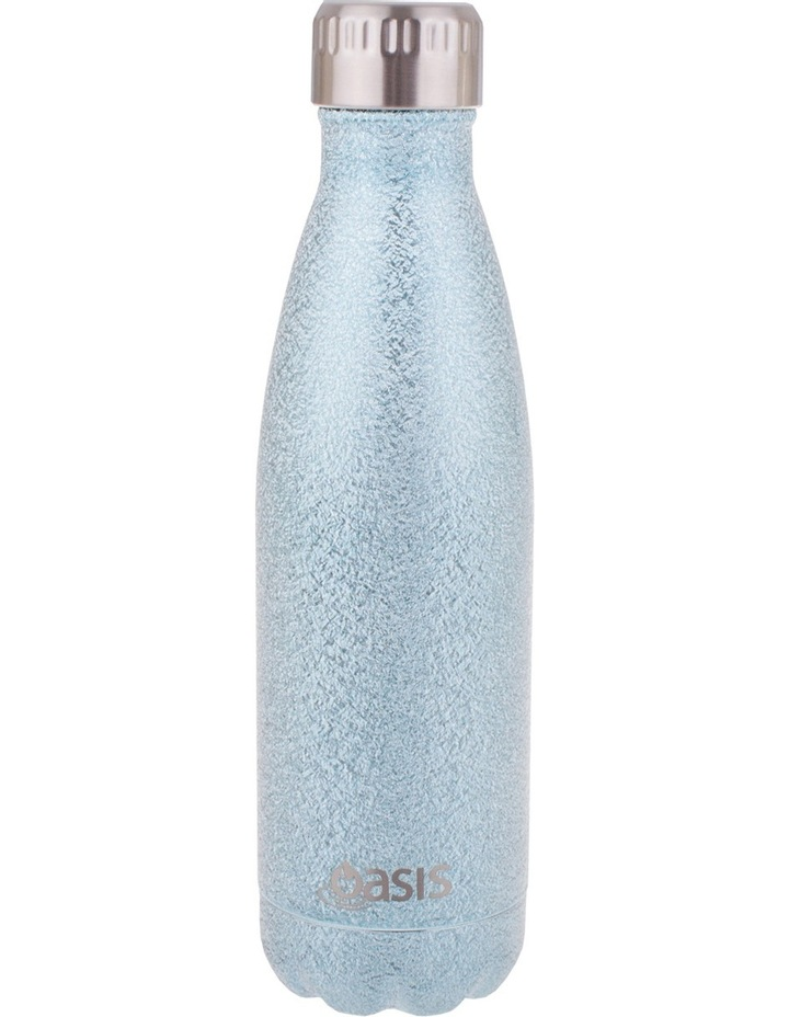 Oasis Stainless Steel Insulated 500ml drink bottle - Shimmer image 1