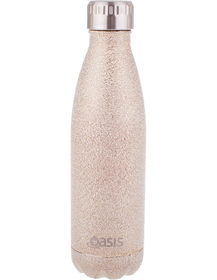 Oasis Stainless Steel Insulated 500ml drink bottle - Shimmer image 3