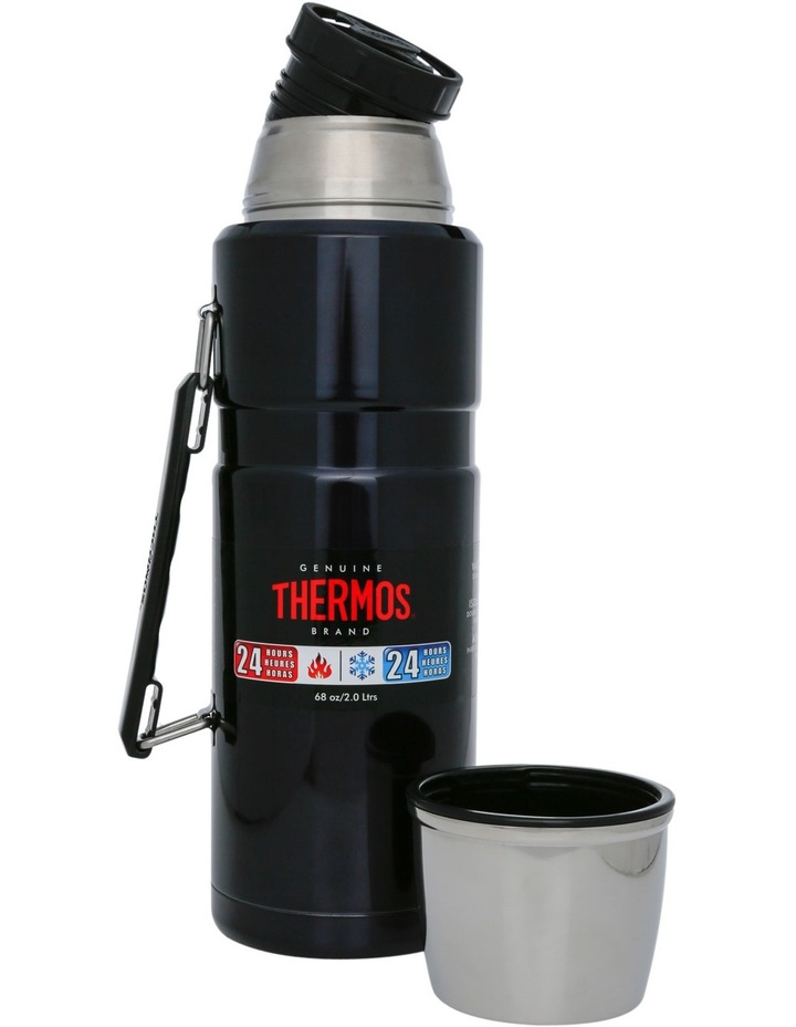 Vacuum Insulated Stainless Steel Flask  2L image 2