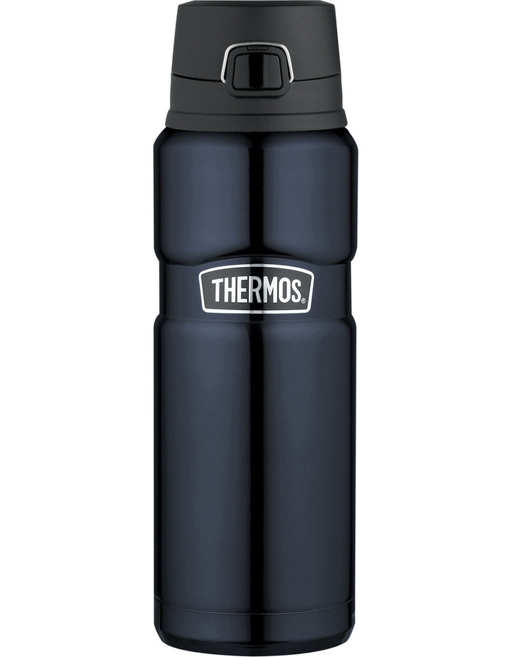 Stainless Steel King Vacuum Insulated Bottle  710ml image 1