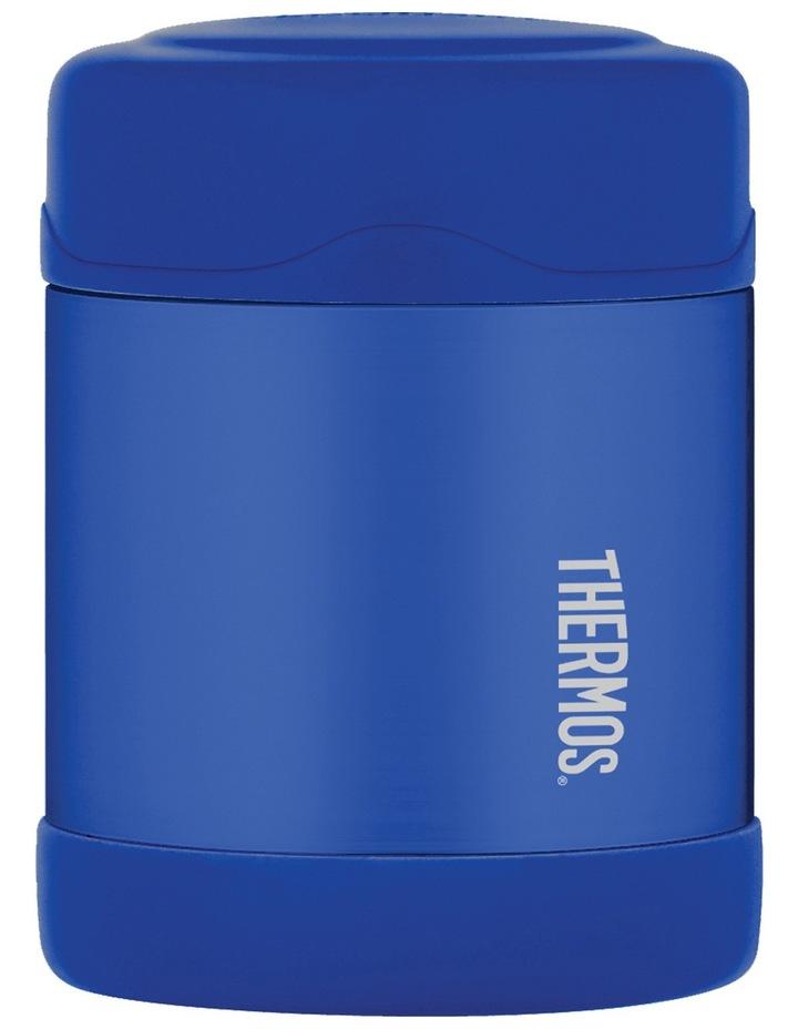 Funtainer Vacuum Insulated Food Jar  290ml - Blue image 1