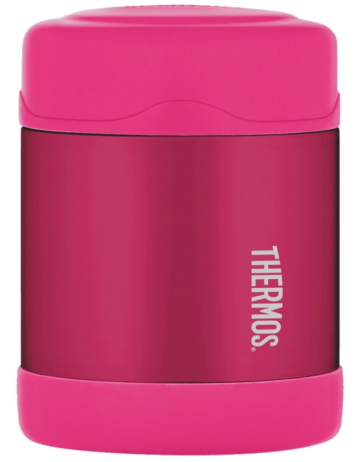 Funtainer Vacuum Insulated Food Jar  290ml - Pink image 1