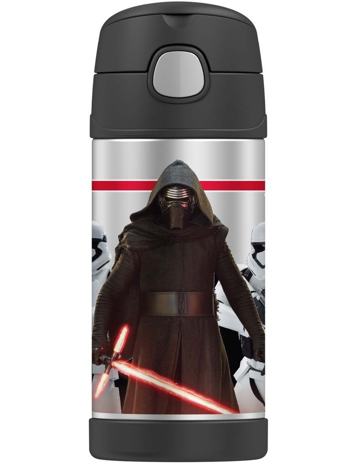 Funtainer Star Wars Vacuum Insulated 355ml Drink Bottle - Kylo Ren image 1