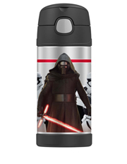 Thermos - Funtainer Star Wars Vacuum Insulated 355ml Drink Bottle - Kylo Ren