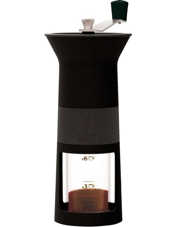 Bialetti Manual Coffee Grinder - Black image 1