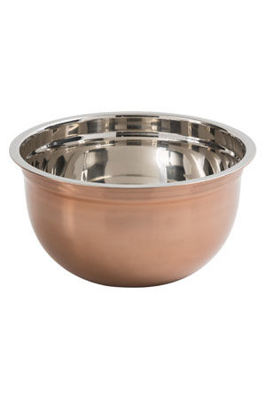 Australian House & Garden - Mixing Bowl Large - Copper Finish