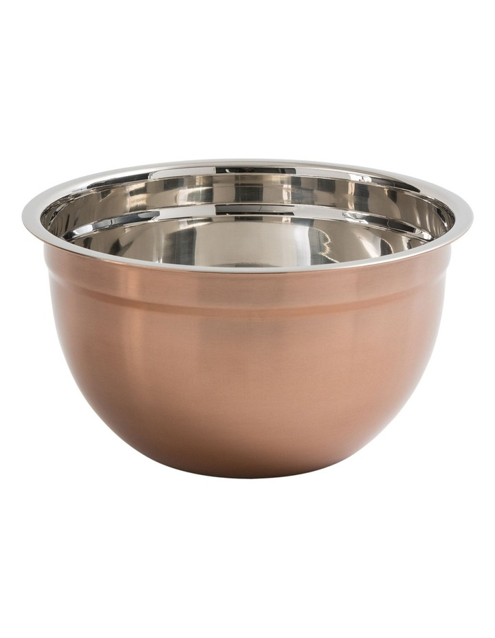 Mixing Bowl Med - Copper Finish image 1