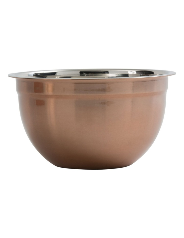 Mixing Bowl Med - Copper Finish image 2
