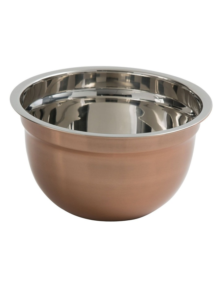Mixing Bowl Small - Copper Finish image 1