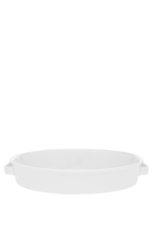 Heritage - Heritage Provincial Stoneware 32x23x6cm Oval Baker With Embossing