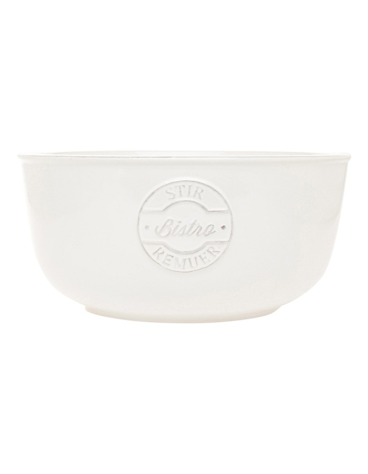 Provincial 25cm mixing bowl with embossing image 1