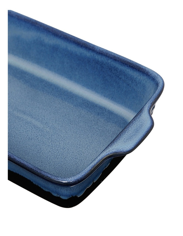 Reactive Glaze 27.5x16x5.3cm Rectangular Baker image 2