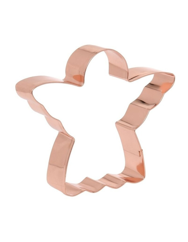 Christmas Spatula with White Cookie Cutter image 2