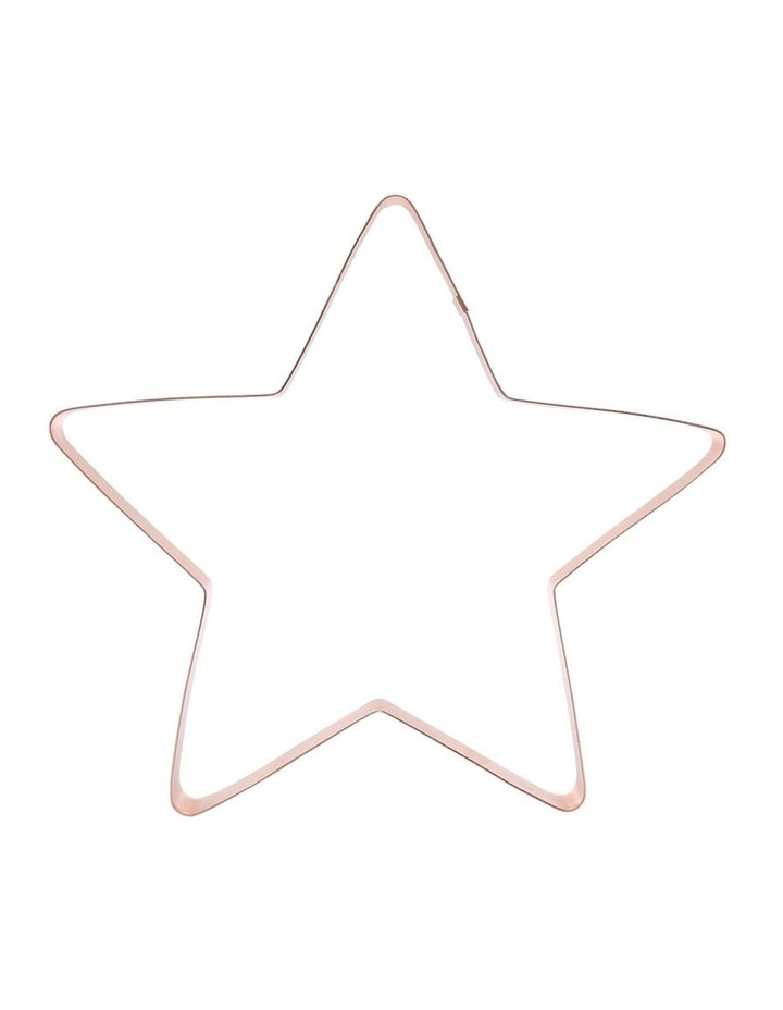 Christmas Cookie Cutter XL Star image 1