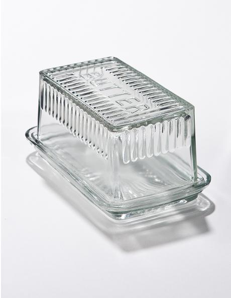 Butter Dish Clear image 1