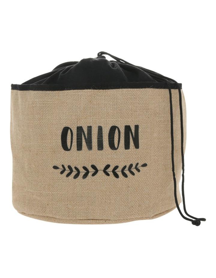 Pantry Onion Sack D20x15cm image 1