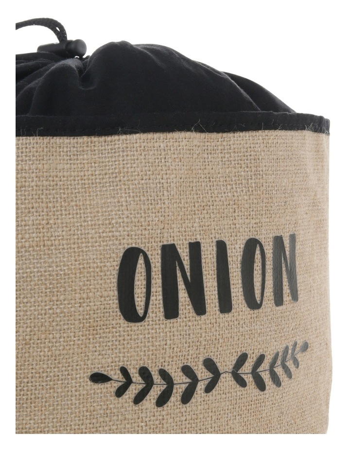 Pantry Onion Sack D20x15cm image 2